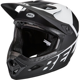 Bell Transfer Helm schwarz/weiß